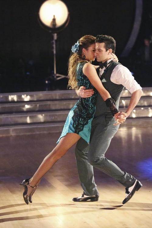 Sadie Robertson and Mark Ballas Samba Video Season 19 Finale Dancing With the Stars (VIDEO)