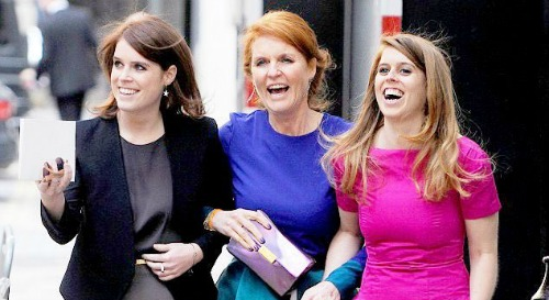 Sarah Ferguson's Heartfelt Tweet To Princess Beatrice - Shares Never-Before-Seen Photo of Beatrice As Young Child
