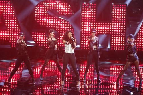 Sasha Allen Voted Of The Voice Season 4 Semifinals