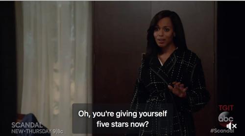 """Scandal Recap 10/12/17: Season 7 Episode 2 """"Pressing the Flesh"""""""