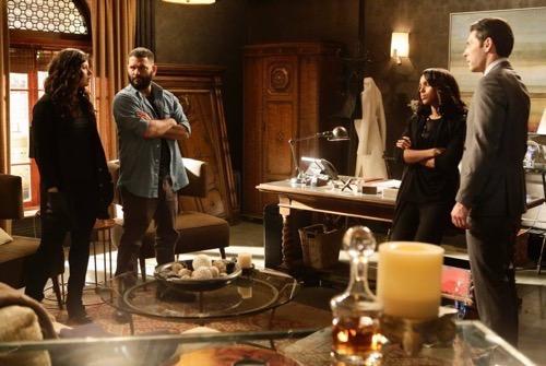 "Scandal Recap - Jake Off the Rails: Season 4 Episode 18 ""Honor Thy Father"""