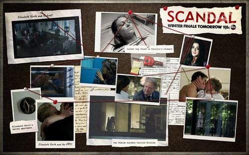 "Scandal Recap (Spoiler) Kidnapped! Winter Finale ""Where the Sun Don't Shine"": Season 4 Episode 9"
