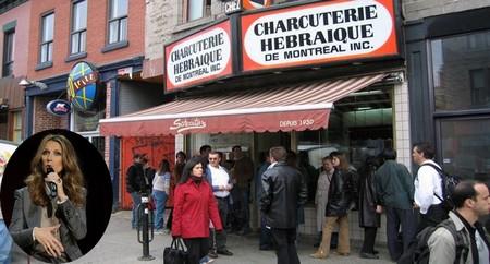 Celine Dion Buys Schwartz's, A Famous Jewish Deli