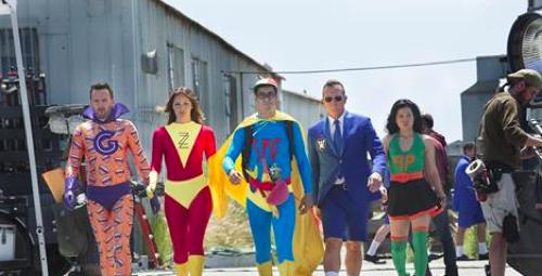 """Scorpion Recap 10/19/15: Season 2 Episode 5 """"Super Fun Guys"""""""