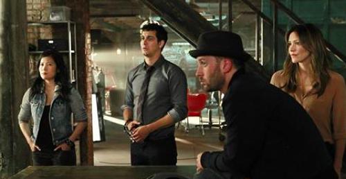 "Scorpion Premiere Recap - The Gang is Back plus Gene Simmons! Season 2 Episode 1 ""Satellite of Love"""