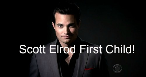 The Young and the Restless Spoilers: Scott Elrod Girlfriend Vanessa Vazart Pregnant - First Child for Y&R's Ex Joe Clark!