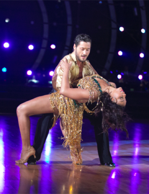 Tamar Braxton Dancing With The Stars Contemporary Video Season 21 Week 9 – 11/9/15 #DWTS