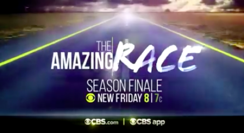 The Amazing Race Finale Recap - Kelsey and Joey Win it - Justin and Diana Take Second: Recap Season 27 We Got a Chance Baby!