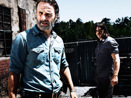 The Walking Dead Season 8 Spoilers: How Does Rick Know That Dwight Can Be Trusted?
