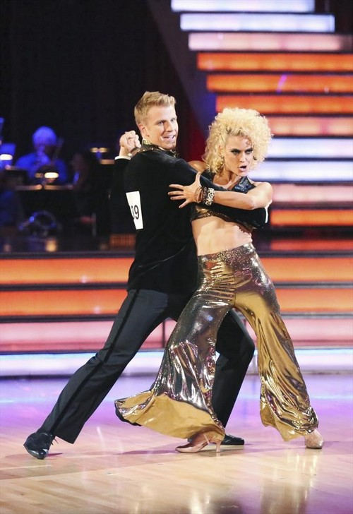 Sean Lowe Dancing With the Stars Samba Video 4/22/13