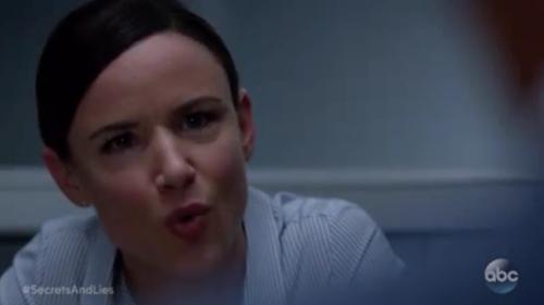 "Secrets and Lies Recap 10/16/16: Season 2 Episode 3 ""The Liar"""