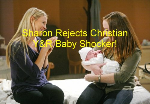 The Young and the Restless (Y&R) Spoilers: Sharon Suspects Dr Anderson - Rejects Baby as Her Own - Flees Fairview?