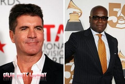 The X Factor USA L.A. Reid Insults Simon Cowell, The Gloves Are Off!