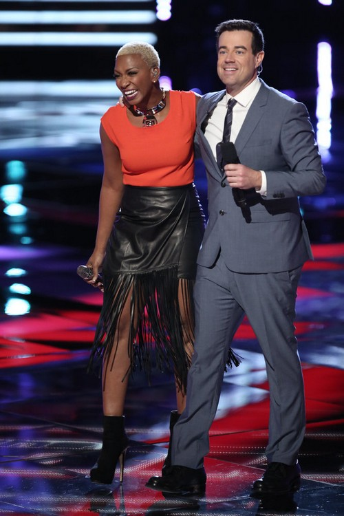"""Sisaundra Lewis The Voice """"River Deep Mountain High"""" Video 5/5/14 #TheVoice"""