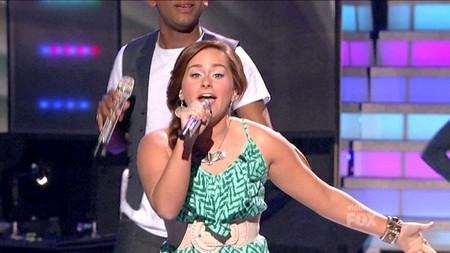Skylar Laine American Idol 2012 'Song 1' Video 5/2/12