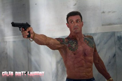 New Still For Sylvester Stallone's Upcoming Action Flic – Sly Looks Buff!