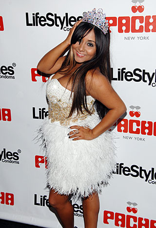 A Snooki Christmas - Getting Paid To Party!
