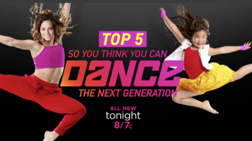So You Think You Can Dance LIVE Recap - Tahani Anderson Eliminated: Season 13 Episode 11 - Top 5 Perform