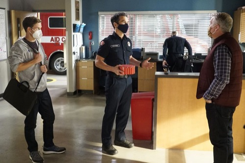 """Station 19 Spring Recap 03/18/21: Season 4 Episode 7 """"Learning to Fly"""""""