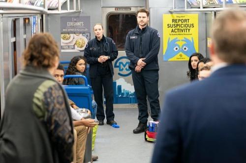 "Station 19 Recap 03/21/19: Season 2 Episode 10 ""Crazy Train"""
