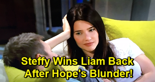 The Bold and the Beautiful Spoilers: Steffy Makes Move as 'Lope' Falls Apart – Wins Liam Back After Hope's Douglas Blunder