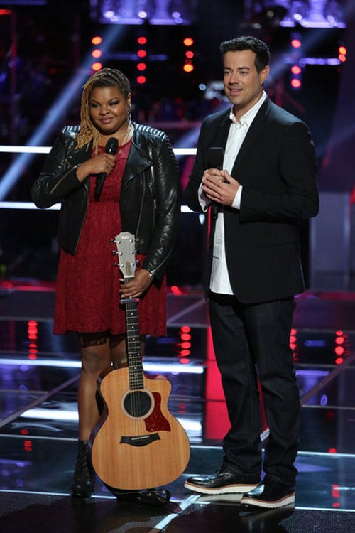 "Stephanie Anne Johnson The Voice Top 20 ""Georgia on My Mind"" Video 11/5/13 #TheVoice"