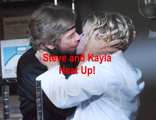 Days of Our Lives (DOOL) Spoilers: Steve and Kayla Make Wild Love - Ava Returns to Cause Chaos