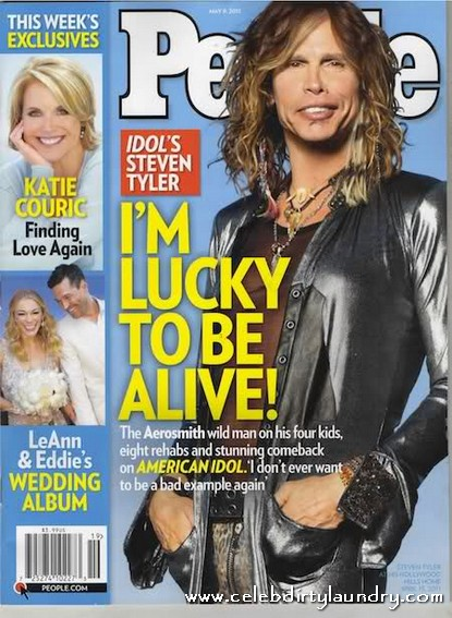 Steven Tyler Would Be Dead If He Did Not Give Up Drugs