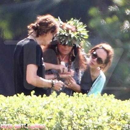 American Idol Steven Tyler Married Erin Brady In Hawaii?