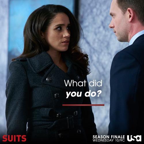 """Suits Recap Finale: Season 5 """"25th Hour"""""""