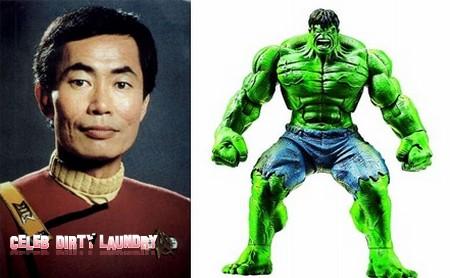Star Trek VS The Incredible Hulk