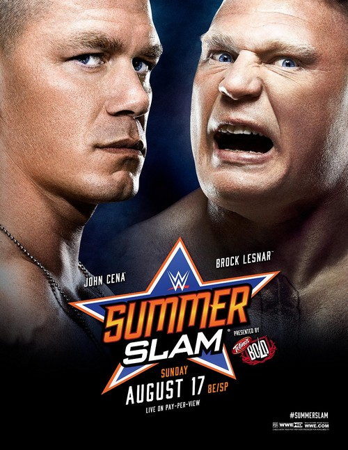 WWE SummerSlam: 4 Reasons Brock Lesnar vs John Cena Might Flop