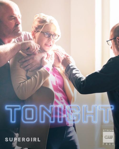 "Supergirl Recap 04/21/19: Season 4 Episode 18 ""Crime and Punishment"""