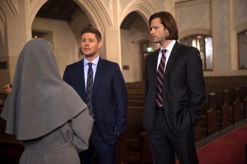 "Supernatural Recap - Catholic Death Crisis: Season 10 Episode 16 ""Paint It Black"""
