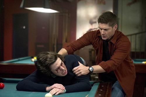 "Supernatural Recap - Demon Mama Drama: Season 10 Episode 17 ""Inside Man"""