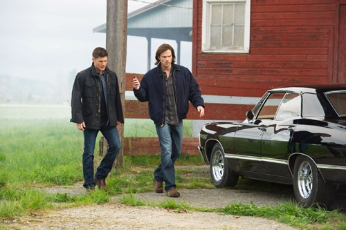 "Supernatural RECAP 5/8/13: Season 8 Episode 22 ""Clip Show"""