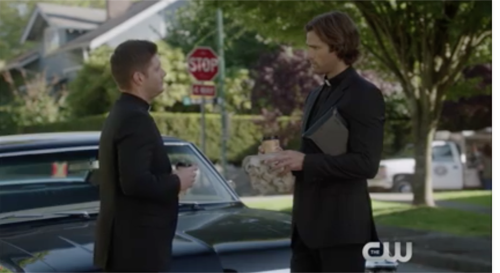 "Supernatural Recap - Sam and Dean Too Soft: Season 12 Episode 4 ""Amercian Nightmare"""