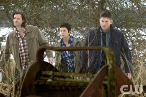 "Supernatural RECAP 4/22/14: Season 9 Episode 19 ""Alex Annie Alexis Ann"""