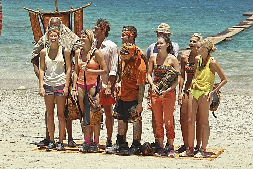 Survivor Caramoan RECAP 2/20/13: Season 26 Episode 2