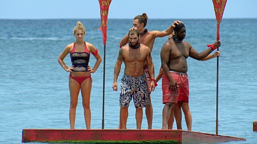 "Survivor 2015 Worlds Apart Recap - Chocolate and Blindsides: Season 30 Episode 9 ""Living on the Edge"""