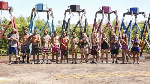 "Survivor: Millennials vs. Gen X Recap - Michelle Ousted on Blindside: Season 33 Episode 8 ""I'm the Kingpin"""