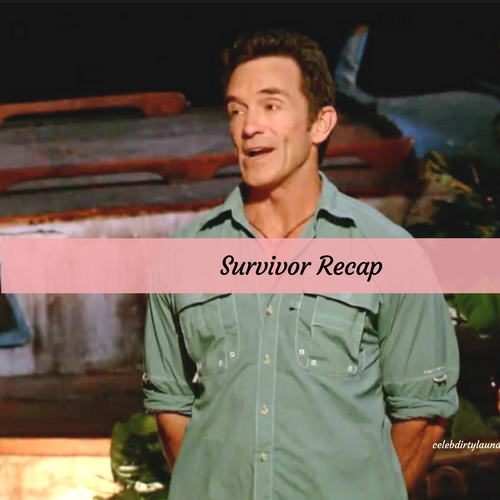 "Survivor: Game Changers Recap 4/5/17: Season 1 Episode 6 ""Vote Early,Vote Often"""