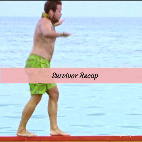 "Survivor: Game Changers Recap 4/26/17: Season 34 Episode 10 ""A Line Drawn in Concrete"""