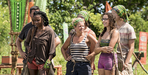 "Survivor: Millennials vs. Gen X Recap - Figgy Eliminated - Figtails Showmance Ends: Season 33 Episode 6 ""The Truth Works Well"""