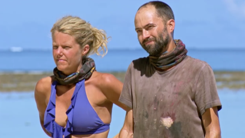 "Survivor: Millennials vs. Gen X Recap - Zeke Evicted With an Idol: Season 33 Episode 12 ""About to Have a Rumble"""