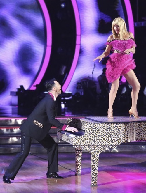 Suzanne Somers Dancing With The Stars Samba Video Season 20 Week 3 – 3/30/15 #DWTS