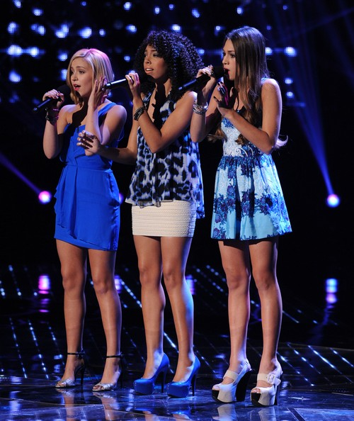 "Sweet Suspense The X Factor ""Hey Mickey"" Video 11/13/13 #TheXFactorUSA"