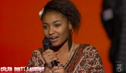 Idol Contestant Symone Black Crashes and Sustains Head Injury (Video)