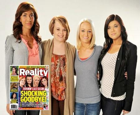 Teen Mom's Last Season - The Shocking Goodbye!