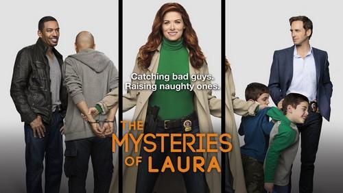 "The Mysteries of Laura Recap 9/17/14: Season 1 Premiere ""Pilot"""
